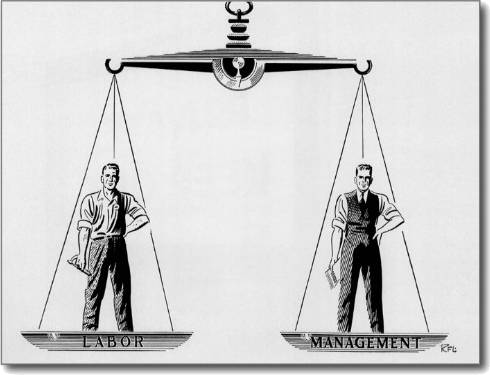 workplace justice scales in balance